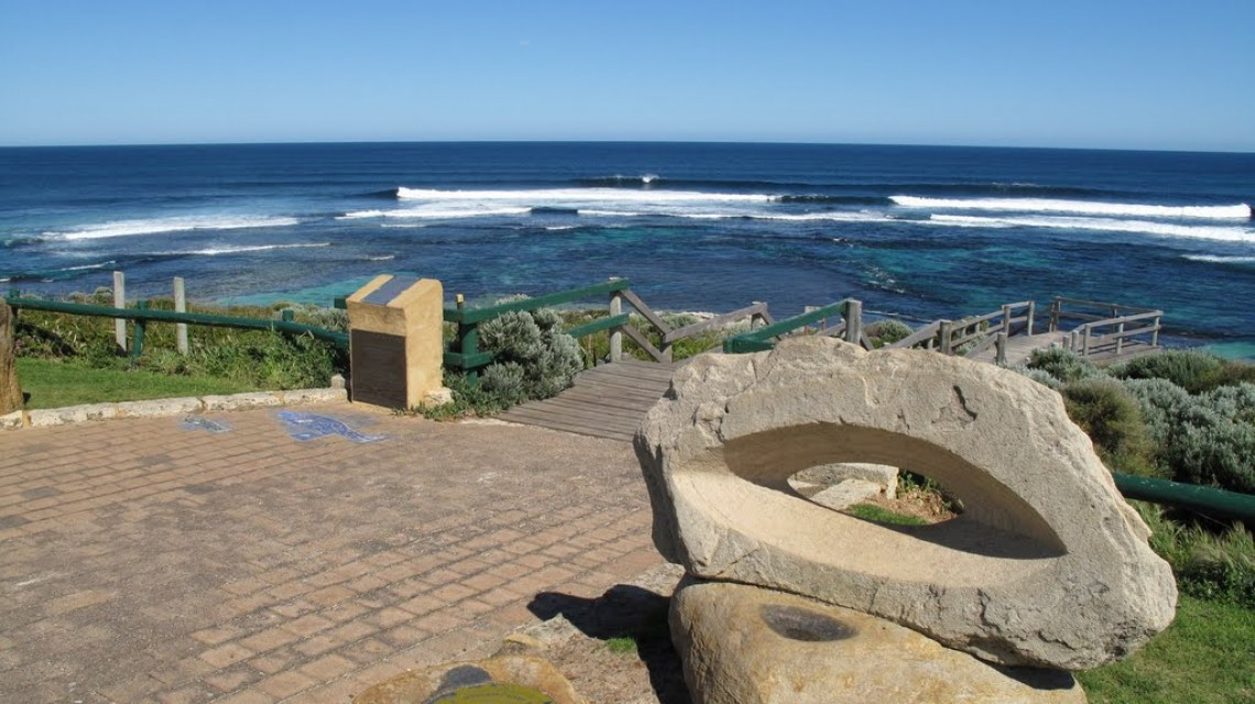 Surfer's Point - Margaret River