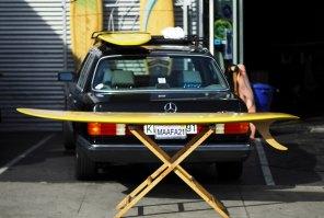 Challenger Micro Vee surfboard