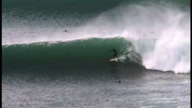 Surfing Big Epic Swamis from the movie Longboard Habit...music by Ron Dziubla/Melenhead